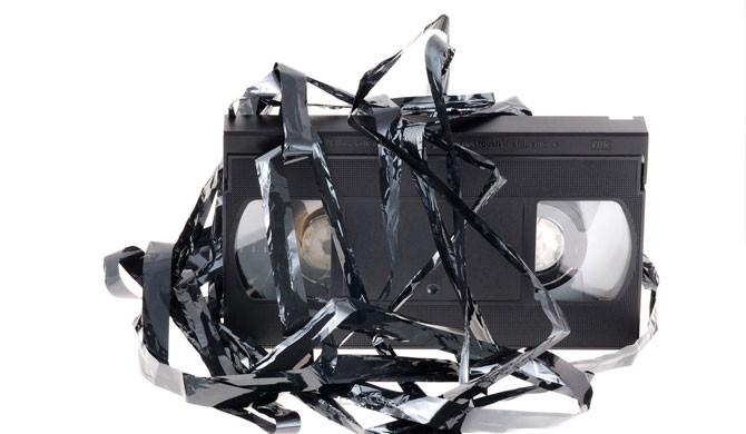 Trasposizione video da videocassetta a dvd